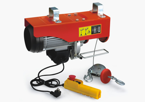 MINI ELECTRIC HOIST, EWH-E SERIES