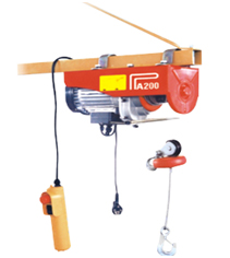 MINI ELECTRIC HOIST, EWH SERIES