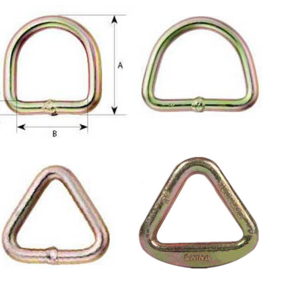D-ring,Triangle Ring