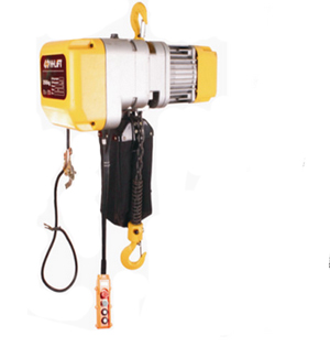 ELECTRIC CHAIN HOIST EHB TYPE