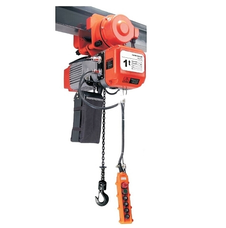 Electric Chain Hoist with Trolley EHBT Type