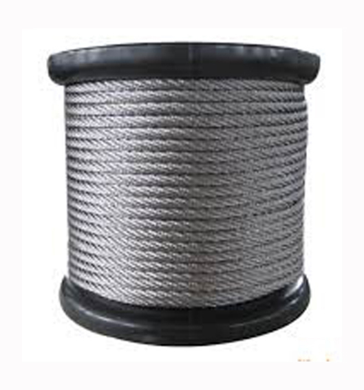 Steel Wire Rope 1.5mm Wire Rope 6*19