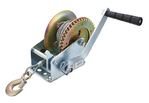 Hand Winch (with wire rope)