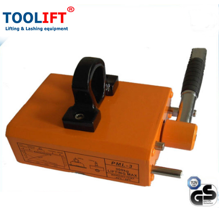 Double Magnetic Circuit Permanent Magnetic Lifter