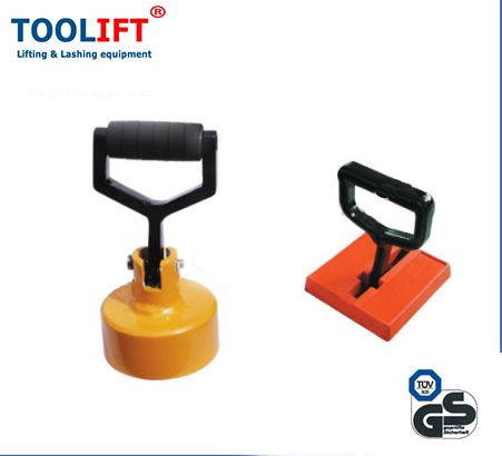 Portable Permanent Magnetic Lifter, Small Model