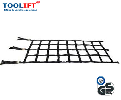 Cargo Net with Cam Buckle with Ce ISO Approved