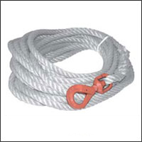pulley rope (swivel self locking hook)