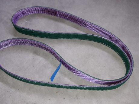 Webbing Slings with Heavy Duty Abrasion Resistance